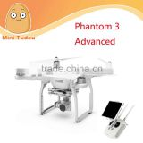 Mini Tudou hot item DJI Phantom 3 Advanced GPS FPV with HD camera drone Professional version quadcopter