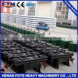 Best quality gold mining shaking bed, shaking table factory China