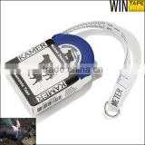 PVC Elastic weight Measuring tape Custom Logo Brand for cattle pig