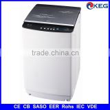 laundry machine 10kg top loading fully automatic washing machine