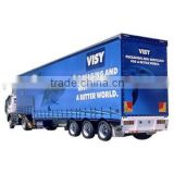 Container Side Curtain Tarpaulin