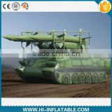 Inflatable military decoys M1 Tank