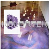 Pearlescent Metallic Pigments For Epoxy Floor Coating