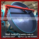 (Skype/Wechat: hnlily07) factory price Disc Granulator / organic fertilizer granulation plant
