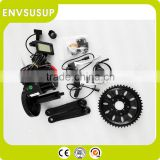 DIY electric bike kit bafang/8fun motor bbs-01 36v 250w crank mid drive motor conversion kit