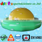 hot sale adults inflatable water floats, inflatable spinner gyro