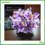 beautiful artificial flowers purple silk flowers wedding bouquets