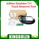 2015 Hot selling emulator adblue 7 in 1 with Programing Adapter high quality adblue emulation module --free shipping