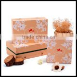 ShenZhen Packaging Factory Custom Cardboard Paper Gift Box ,Wine gift box,Chocolate gift box