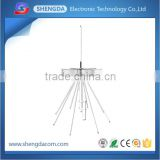 Multi band 100-1500MHz diamond D-190 base discone scanner antenna with short wave