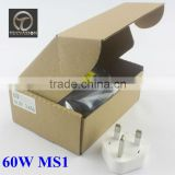 High Quality OEM 60W AC Laptop Power Adapter Charger For Macbook mac Pro Magnetic L tip EU/US/AU/UK plug