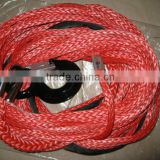 12 strands UHMWPE braide ROPE synthetic winch rope ship marine rope