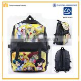 sannovo wholesale stylish anime beautiful new style school bags for girls                                                                                                         Supplier's Choice