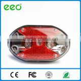 wholesale 2016 9LED bicycle rear light cycle safety warning led bike safety light