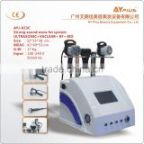 Ultrasound Therapy For Weight Loss Portable Slimming Rf Q Switched Nd Yag Laser Tattoo Removal Machine Vacuum Cavitation Machine Cavitation And Radiofrequency Machine 1 HZ