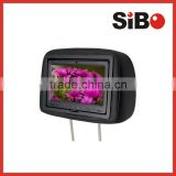 Embedded 9 Inch Android Cab Headrest Hang On LCD Advertising Tablet PC With Customized Software