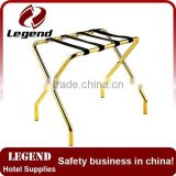 Belt Folding Baggage Shelf hotel room luggage rack