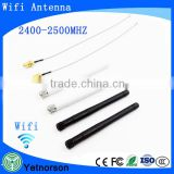 factory price wi fi 100 dbi wifi antenna for android wifi modem wifi antenna long range 2.4ghz wifi antenna