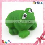 High Quality Floating Promotional Baby Bath Toy Jumping Frog Toy