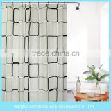 New design OEM acceptted Kids Bath PEVA Shower Curtain