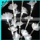 Hi-Line Gift Floral Lights Lighted White Cherry Blossom Tree