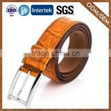 Cowhide Specialized Produce Personalized Design Premium Quality Western Man Leather Belt