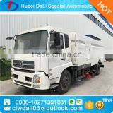 4X2 Dongfeng Tianjin Road Cleaner Street Sweeper
