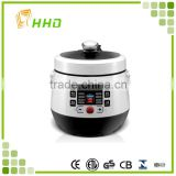 Mini electric pressure cooking stainless steel electric pressure cooker with overheat protection