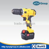 18V 2 speed cordless drill, hand drill, Electric Drill YT-18S2                                                                         Quality Choice