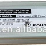 constant voltage triac dimmable led driver/constant voltage led driver/led driver enclosure