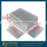 "Aluminum Box Enclosure Case -4.33""*2.91""*1.50""(L*W*H) aluminum vacuum forming light box"