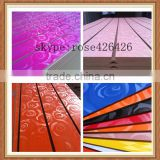 factory good quality 18mm slotted wall mdf board                                                                         Quality Choice