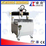 Water Cooled Step Motor CNC Router Machine 600*900MM For Wood Acrylic MDF With Spindle Temperature Display&DSP Offline System