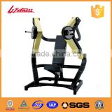 Plate Loaded Incline Chest Press fun sports equipments LJ-5704A