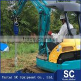 SC3000 hammer hydraulic pile driver At reasonable prices