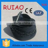 RUIAO machine round plastic cover with zip attached