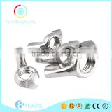 Wholesalers china drop forged screw eye bolt with wing nut