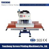 CE tested hot stamp press machine for cup