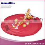 Play mat with high quality new model design toy storage bag children toys storage cabinets