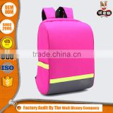 2016 customized 16.5 inch Material water resistant laptop computer backpack bag