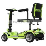 "Electric scooter 180W 4 wheel adult mobility scooter for adults, 16"" scoota electric wheel hub motor"