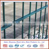double welded wire mesh fence/ 6/5/6mm welded wire mesh fence/black welded wire fence mesh panel from China Factory