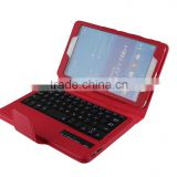 Keyboard case for 8.0 inch tablet for Samsung TAB4 8.0inch T330-SA03