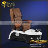 BN-P0988 BonnieBeauty foot manicure massage chair, reclining foot massage chair, nail salon spa massage chair