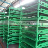 heavy duty warehouse steel tyre stacking pallet Rack