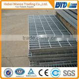 Professional manufacture Flooring galvanized steel grating hot dipped galvanized steel bar grating (ISO9001:2008)