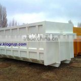 Abroll metal recycling Container