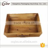 Customed latest style top quality wooden cooler crate