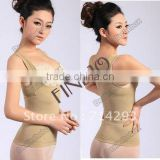 High Quality Slim Underwear Slimming Suits new fashion Tummy Body Shapers Black, Nude M/L 3707