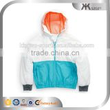 Wholesale kids waterproof jacket / baby boys jackets with hoody